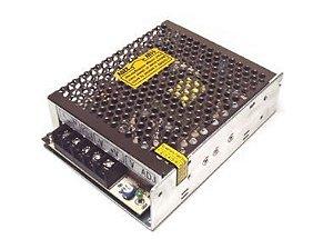 Fonte Chaveada 12V 60W 5A/5A Base ST 16x10x4cm Losch 39025