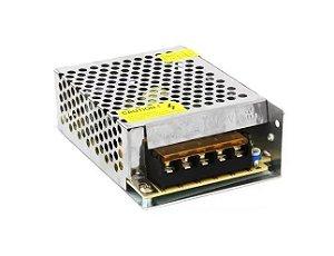Fonte para Fita Led 12V 5A Power Supply 890180509126