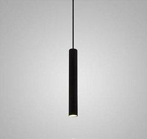 Luminária Sobrepor Tubolare  Alumínio 5,3x29,5cm 1xGU10 LED Dicróica Itamonte Nac 2018/30