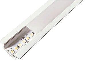 Perfil Embutir Linear Linha Wood 28x1000x11mm Usina 30685/100