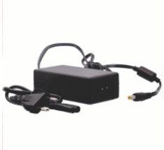 Fonte CLP-60S Plástico Não Blindada IP20  5A 12V IP20 60W 12x6x5cm  Alpertone 001011