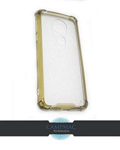 Capa de Celular Motorola G6 Play –   Transparente/Preto