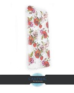 Capa de Celular Sansung J5 Prime– Flores