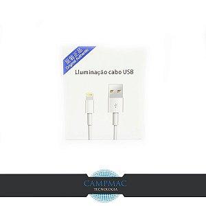 Cabo Usb Iphone Lightning - Branco