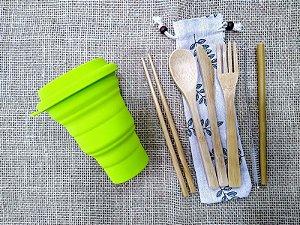 Kit Lixo Zero - Refeição Intermediário