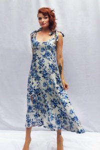 Vestido AFORA - Floral G