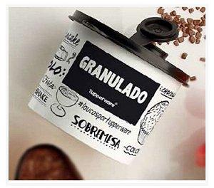 Tupper Redondinha Granulado 500 ml