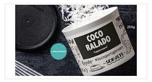 Tupper Redondinha Coco Ralado 250 ml
