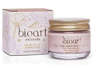 Creme Facial Bioresveratrol - Bioart