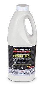Finisher Cross Mol Detergente Desincrustante Neutro Concentrado 2l