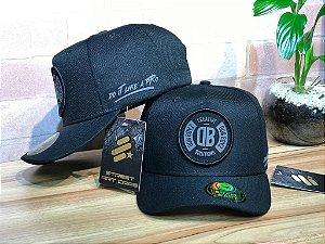 Dub Cap - Boné Trucker Black Edition