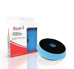"""Boina de Espuma Lincoln 5,5"""" Refino/Lustro Azul"""