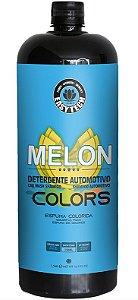Easytech Shampoo Automotivo Melon Colors Azul Concentrado (1,5 litros)