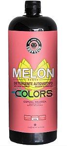 Easytech Shampoo Automotivo Melon Colors Rosa Concentrado (1,5 litros)
