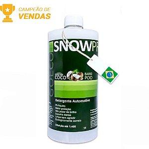Shampoo Snowpro 1:400 Neutro 1l - Go Eco Wash