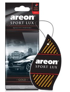 Aromatizante Seco Sport Lux Gold - Areon