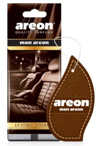Aromatizante Seco Leather Couro Special Colection - Areon