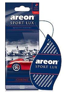 Aromatizante Seco Sport Lux Chrome - Areon