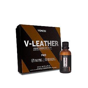 V-Leather Pro Coating para Couro 50ml - Vonixx