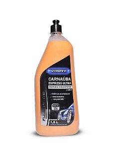 Carnaúba Express Ultra 2 em 1 - 1,5L - Vonixx