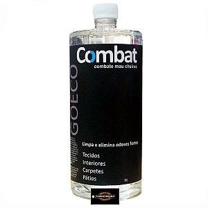 Combat - Eliminador De Odores Fortes 1l - Go Eco Wash