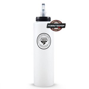 Squeeze Dosador Pull N Push Preto - 300ml - SGCB