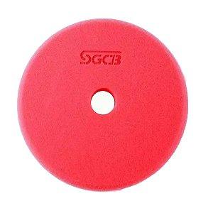 """Boina de Espuma Vermelha Super Lustro 5"""" SGCB"""