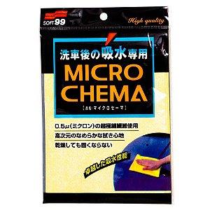 Toalha de Secagem Super Micro Chema Anti-risco - Soft99