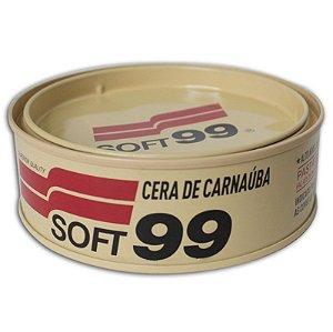 Cera de Carnaúba Tipo 1 Premium Brilho Molhado All Colors 100g - Soft99