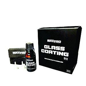 Glass Coating 9H - Vitrificador de Alta Performance 20ml - MAxpro