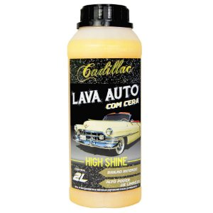 Lava Autos High Shine com Cera 2l - Cadillac