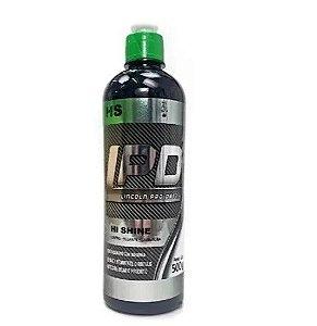 Lincoln LPD Hi Shine 500g - Lustrador +  Selante Sintético e Cera de Carnaúba 3 em 1
