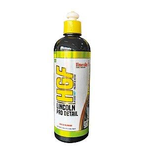 Hi Gloss Fast HGF 500ml - Composto Polidor Refino e Lustro - Lincoln