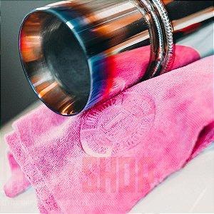 Toalha de Microfibra Super Lustro DB Towel 400Gsm 40x60 - Rosa