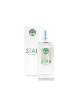 Star Car Parfum - Aromatizante Spray 50ml - Easytech