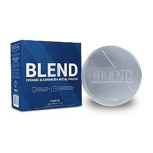 Blend Metal Polish Ceramic SiO2 e Carnaúba 150g - 7 Meses de Proteção para Metais - Vonixx
