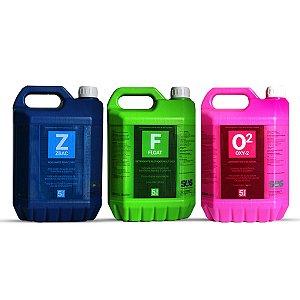 Kit de Higienização Interna Premium Easytech - Bombona 5 Litros (3 unidades)