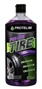 Revitalizador de Pneus Power Tire Dressing 500ml - Protelim