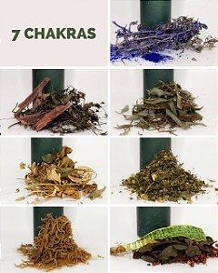 Kit 7  CHAKRAS