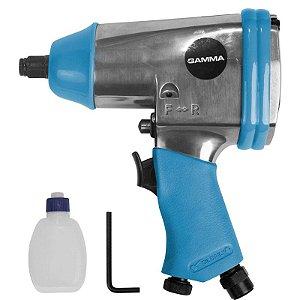Chave de impacto pneumática 1/2 G1178 GAMMA