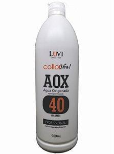 Água Oxigenada vol 40  900ml