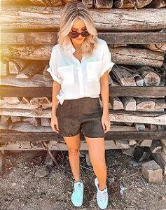 Shorts Suede Zahra