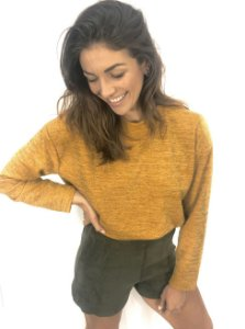 Blusa Tricot Clarie