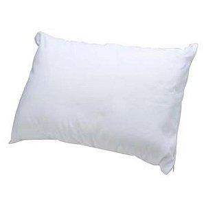 Travesseiro toque de pluma
