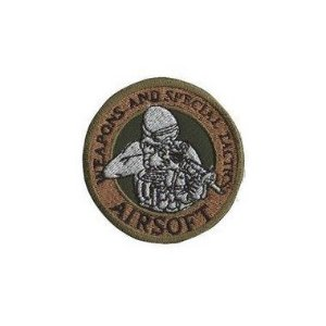 Patch Bordado Airsoft 341313