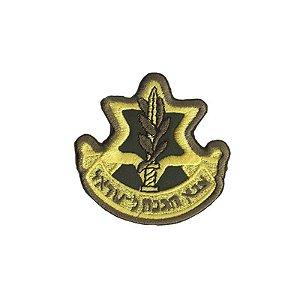 Patch Bordado Estrela Israel 1.341.94