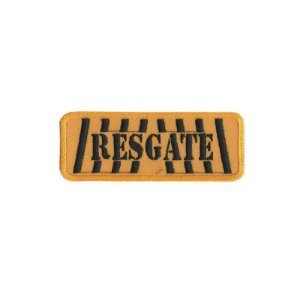 Patch Bordado Termocolante Resgate
