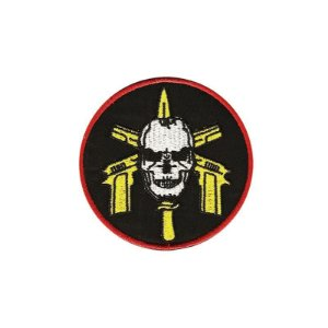 Patch Bordado Tropa de Elite
