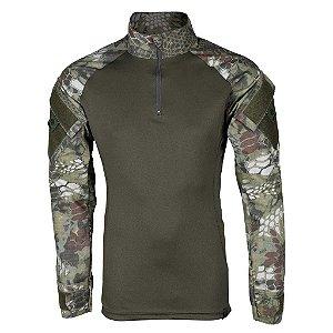 Combat Shirt Camuflado Mandrak Bélica