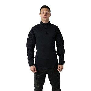 Combat Shirt Steel Bélica Preta
